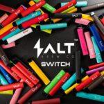 Acheter des cigarettes électroniques jetables SALT SWITCH au prix de gros